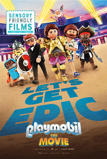 Playmobil: The Movie(Sensory Friendly) movie poster