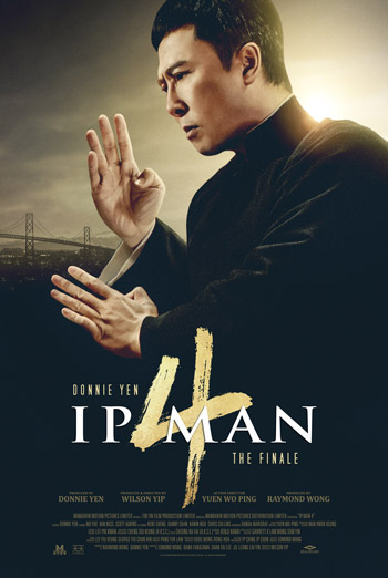 IP Man 4: The Finale (Cantonese w Chinese & EST) movie poster