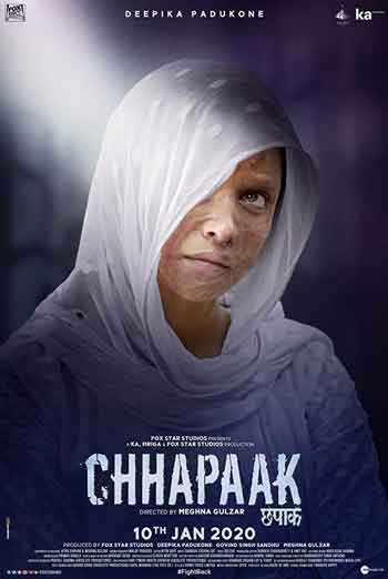 Chhapaak (Hindi W/E.S.T.) - in theatres 01/10/2020