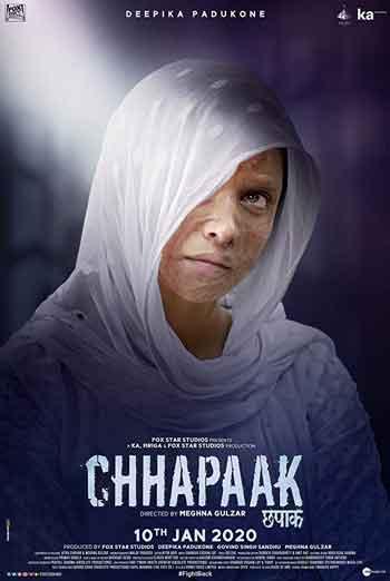 Chhapaak (Hindi W/E.S.T.) movie poster