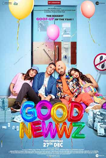 Good Newwz(Hindi W/E.S.T.) movie poster