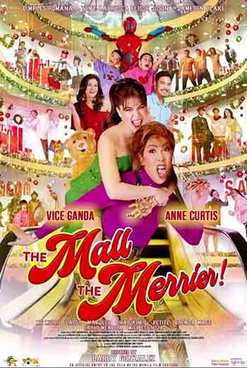 Mall The Merrier, The(Filipino W/E,S.T.) movie poster