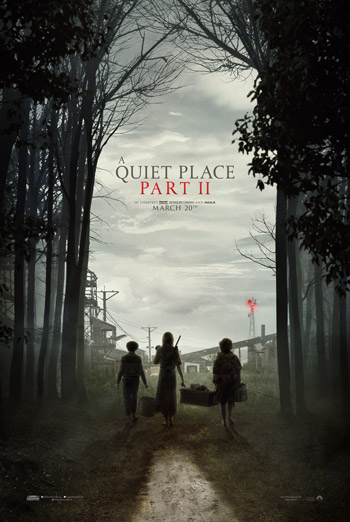 Quiet Place, A: Part II movie poster