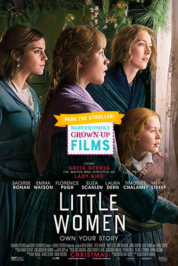 Little Women (2019)(Park the Stroller) movie poster