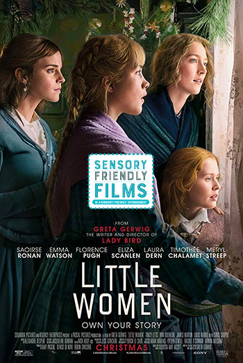 Little Women (2019)(Sensory Friendly) movie poster