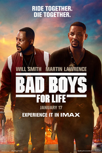 Bad Boys For Life (IMAX) movie poster