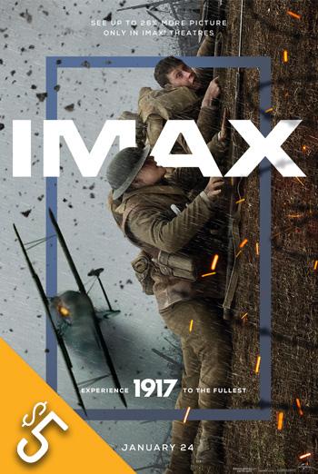 1917 (IMAX) movie poster
