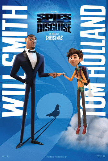 Spies in Disguise (Sensory Friendly) movie poster