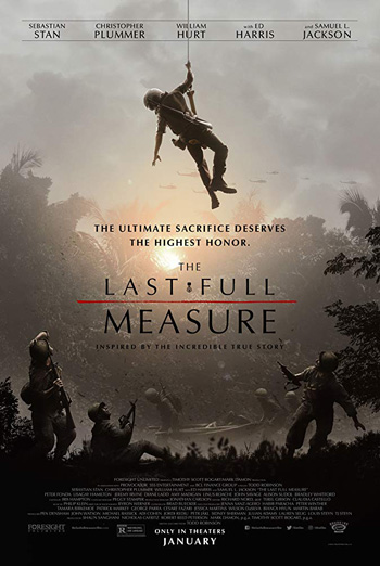 Last Full Measure, The movie poster
