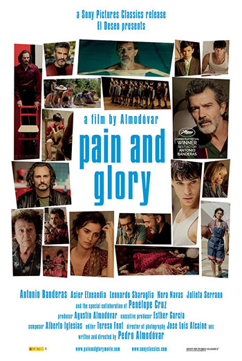 Pain and Glory (Spanish w EST) movie poster