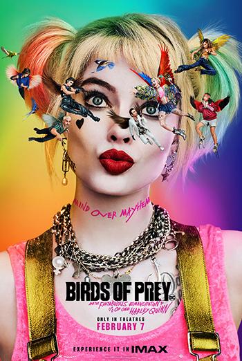 Birds of Prey (IMAX) movie poster