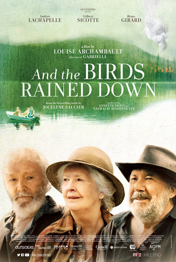 And the Birds Rained Down movie poster