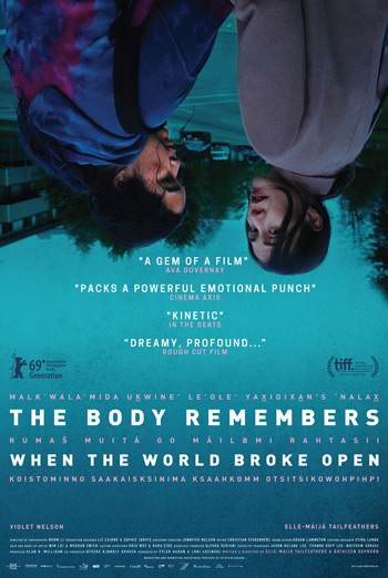 Body Remembers When The World Broke Open, The movie poster