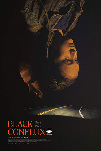 Black Conflux movie poster