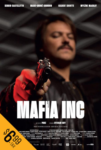 Mafia Inc (French w EST) movie poster