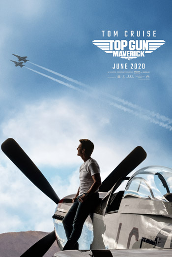 Top Gun: Maverick (IMAX) movie poster