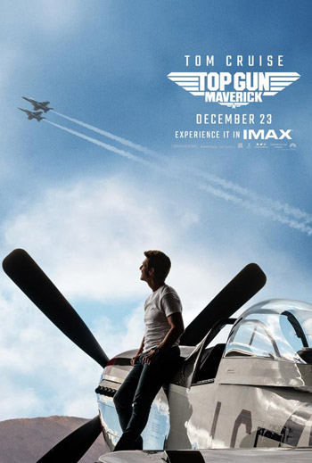 Top Gun: Maverick - in theatres 12/23/2020