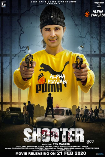 Shooter (Punjabi W/E.S.T.) movie poster