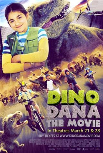 Dino Dana The Movie