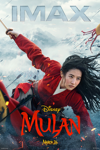 Mulan (IMAX) - in theatres 07/24/2020