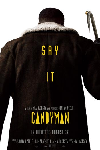 Candyman - in theatres 08/27/2021