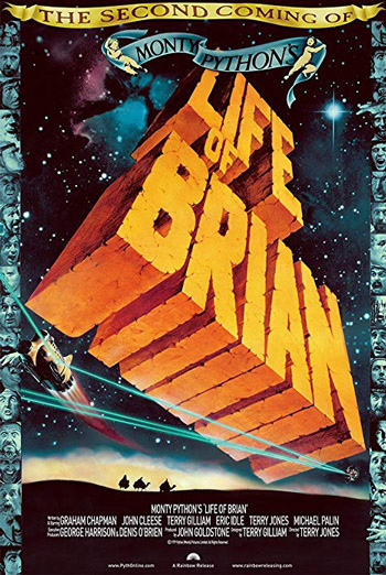 Monty Python's Life of Brian movie poster
