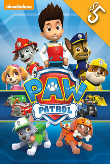 Paw Patrol: Double Feature movie poster