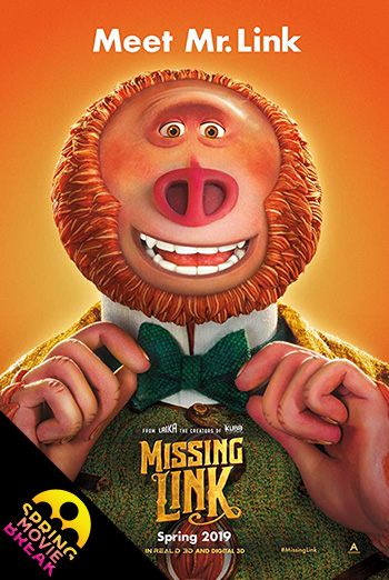 Missing Link (Spring Movie Break) movie poster