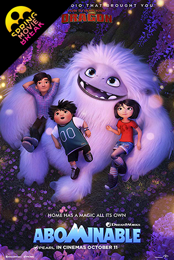 Abominable (Spring Movie Break) movie poster