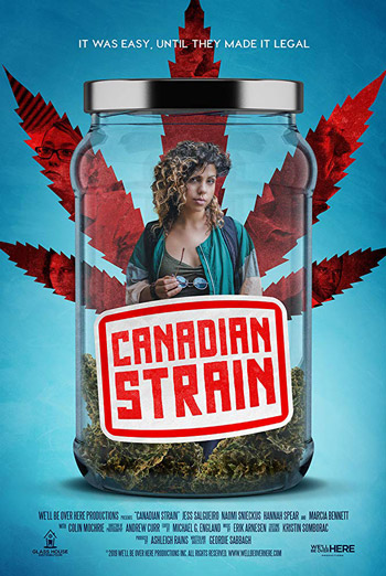 Canadian Strain movie poster