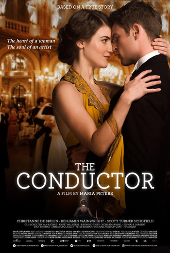 Conductor, The movie poster