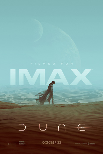 Dune (IMAX) movie poster