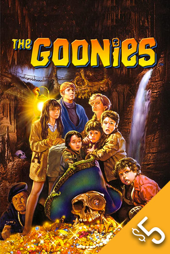 Goonies movie poster