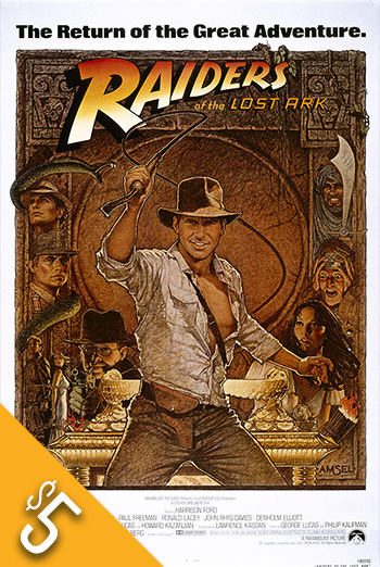 Raiders of the Lost Ark (IMAX) - in theatres 06/12/1981