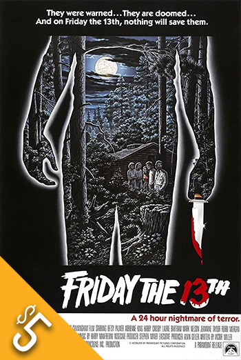 Friday The 13th (1980) - in theatres 05/09/1980
