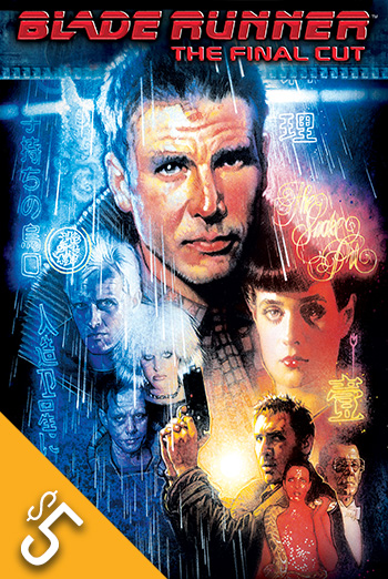 Blade Runner Final Cut movie poster