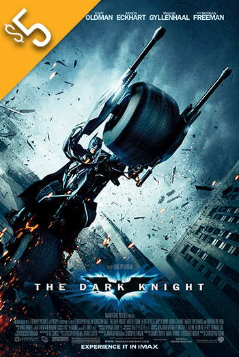 Dark Knight, The (IMAX) movie poster