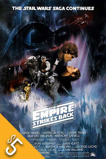 Star Wars: Episode V - The Empire Strikes Back - in theatres 06/20/1980