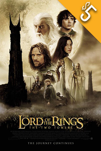 Lord of the Rings: The Two Towers - in theatres 12/18/2002