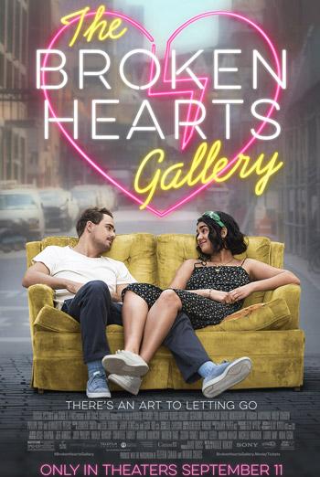Broken Hearts Gallery, The - in theatres 09/11/2020