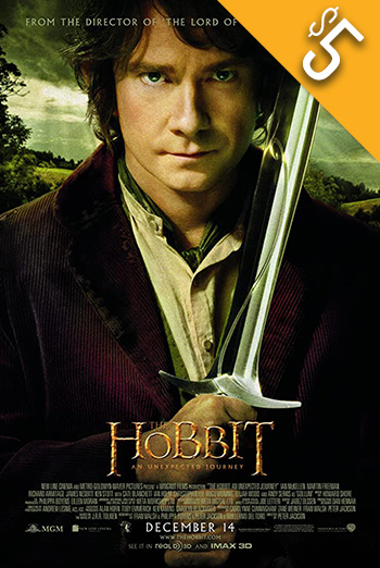 Hobbit: An Unexpected Journey movie poster