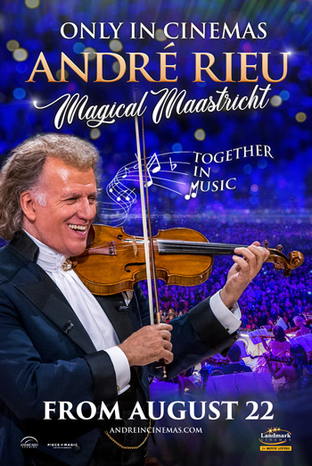 Andre Rieu Magical Maastricht: Together in Music movie poster
