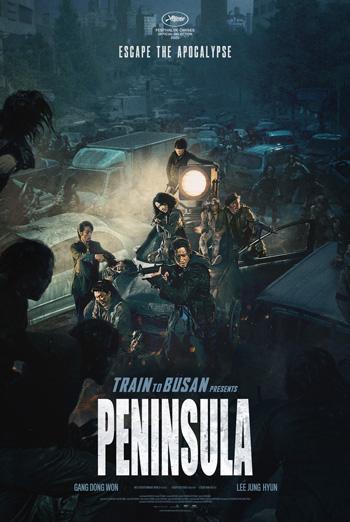 Train to Busan: Peninsula (Korean w EST)(IMAX) - in theatres 08/07/2020