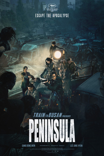 Train to Busan: Peninsula (Korean w EST) movie poster