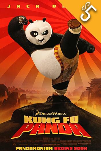 Kung Fu Panda - in theatres 06/06/2008