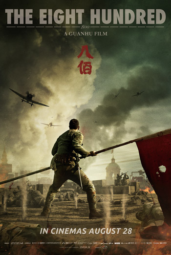 Eight Hundred, The (Mandarin w/EST) movie poster