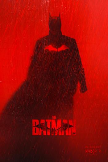 Batman, The movie poster