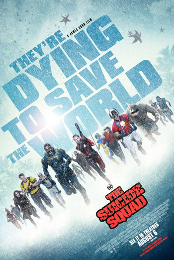 Suicide Squad, The - in theatres 08/06/2021