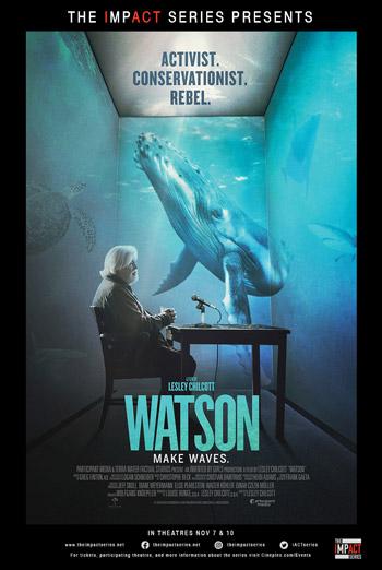 Watson (Impact Series) movie poster