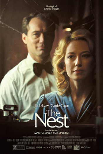 Nest, The movie poster